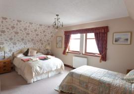 King Size Double / Family Room Home Farm BandB