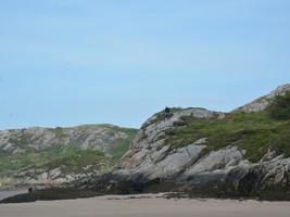 Rosemarkie Beach on the Black Isle a short drive from Home Farm B&B