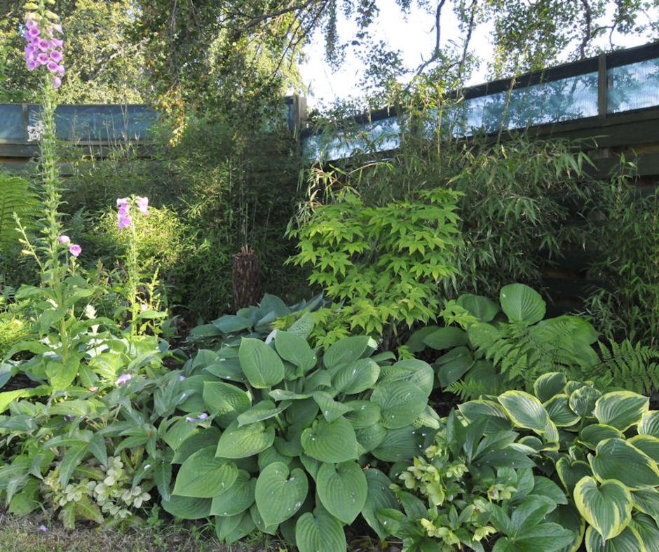 Home Farm Garden Deck Area