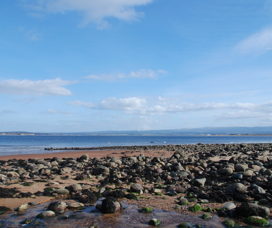 Rosemarkie Beach near Home Farm Bed and Breakfast